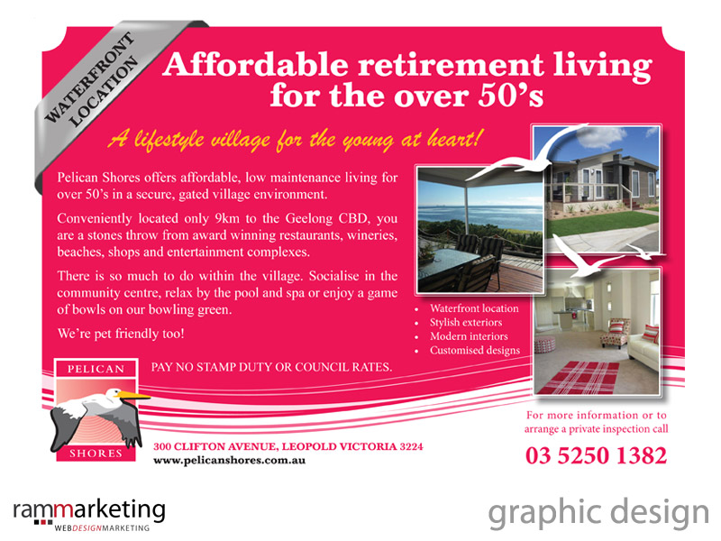 Real Estate graphic design short course sydney