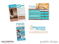 Graphic designer Northern Beaches - Promotional Material