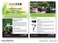Graphic designer Northern Beaches - Flyer Design