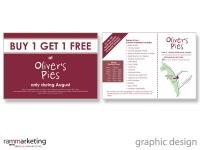 Graphic designer Northern Beaches - Postcard