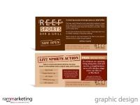 Graphic designer Northern Beaches - Promotional Postcard