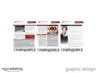Print newsletter design