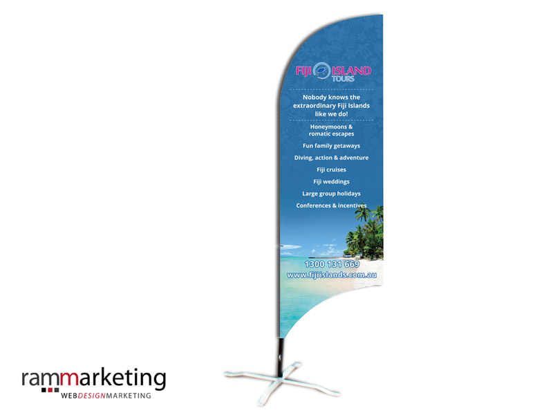 Promotional Flag