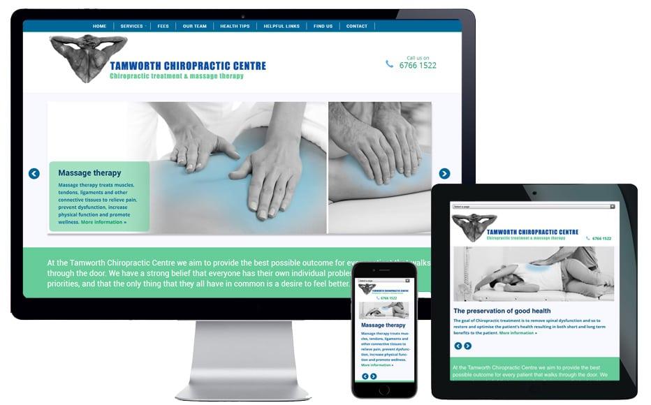 website design tamworth