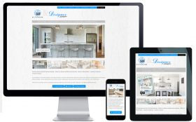 Trade Website Design – CTI Kitchens