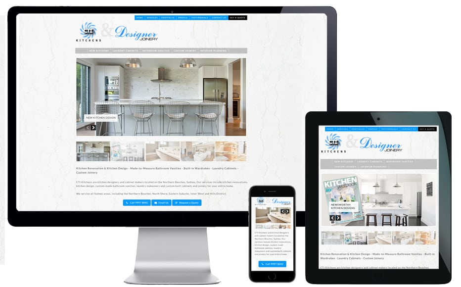 trade websites northern beaches