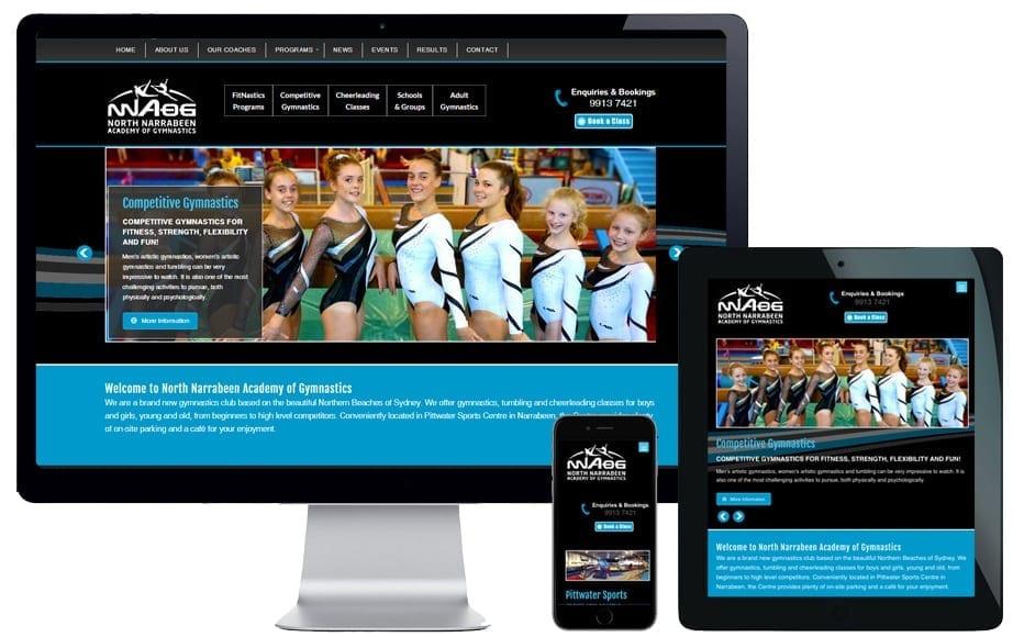mobile friendly website design sydney