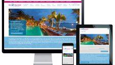 travel agency website design sydney