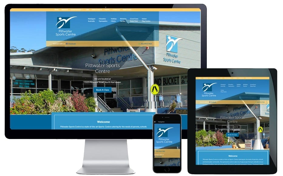 wordpress website upgrade northern beaches