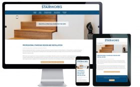 Trade Website Design – Northern Beaches Stairworks