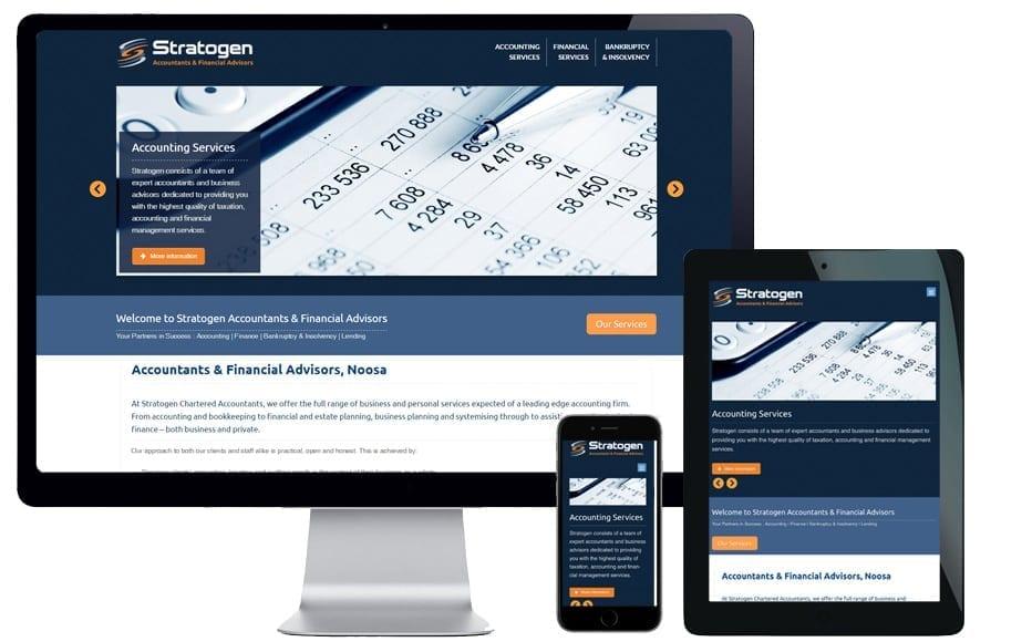 website designer noosa