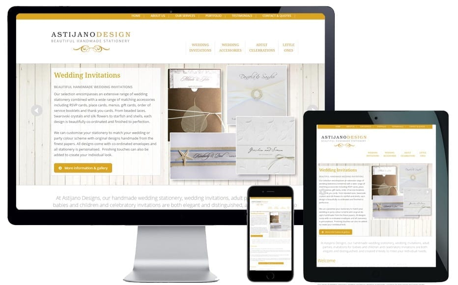 mobile friendly website design northern beaches