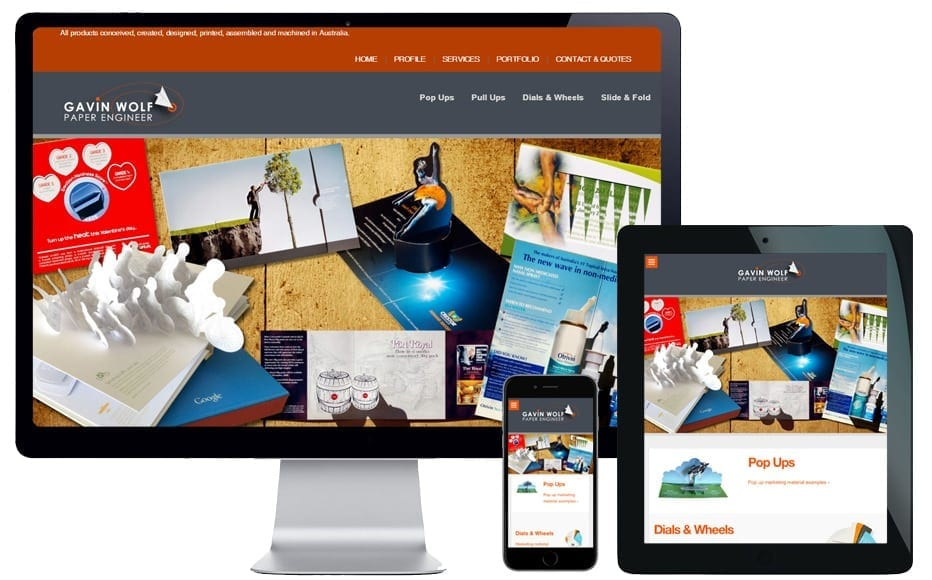 website design northern beaches sydney