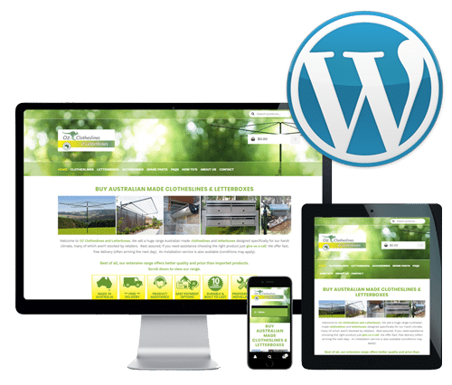 wordpress websites northern beaches