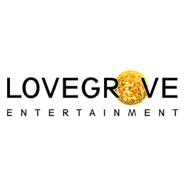 logo design north shore lovegrove entertainment