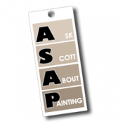 Logo Design – ASAP Painting