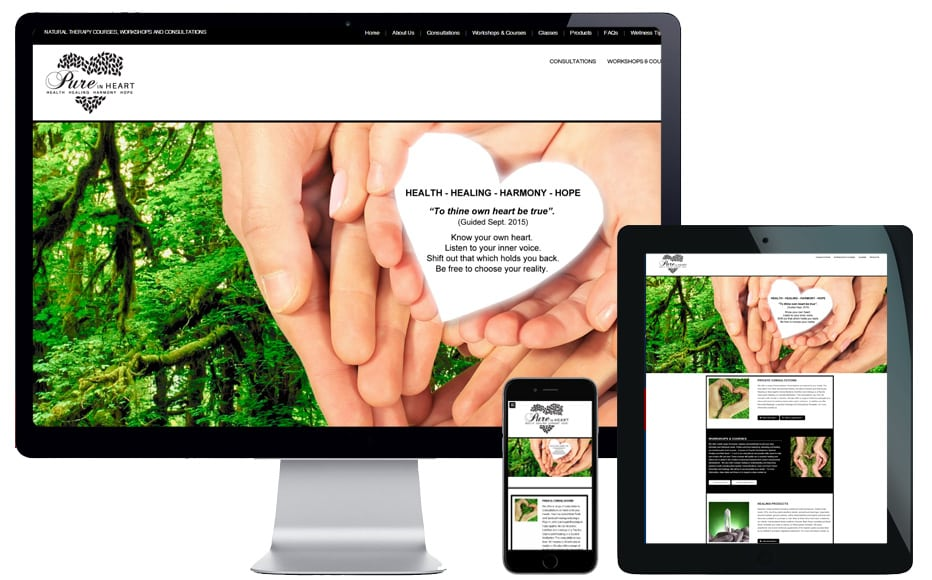 web design company northern beaches