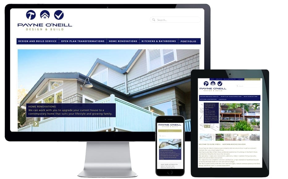 northern beaches trade websites