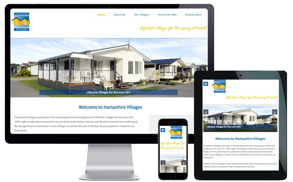 web design northern beaches