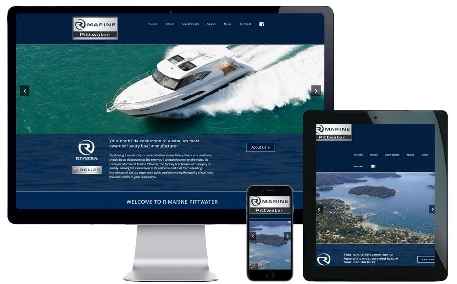 website designer northern beaches
