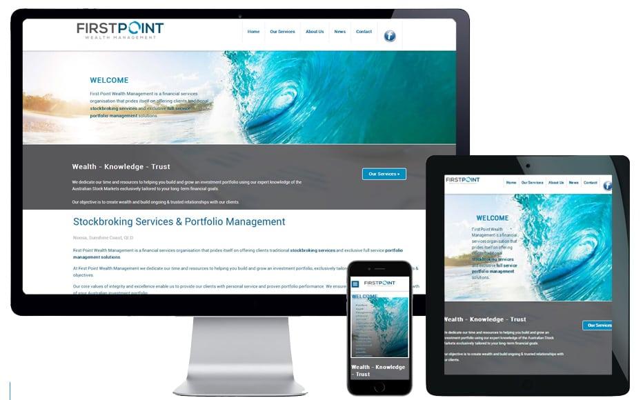 noosa web design