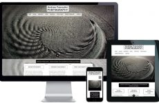 photographer website design services