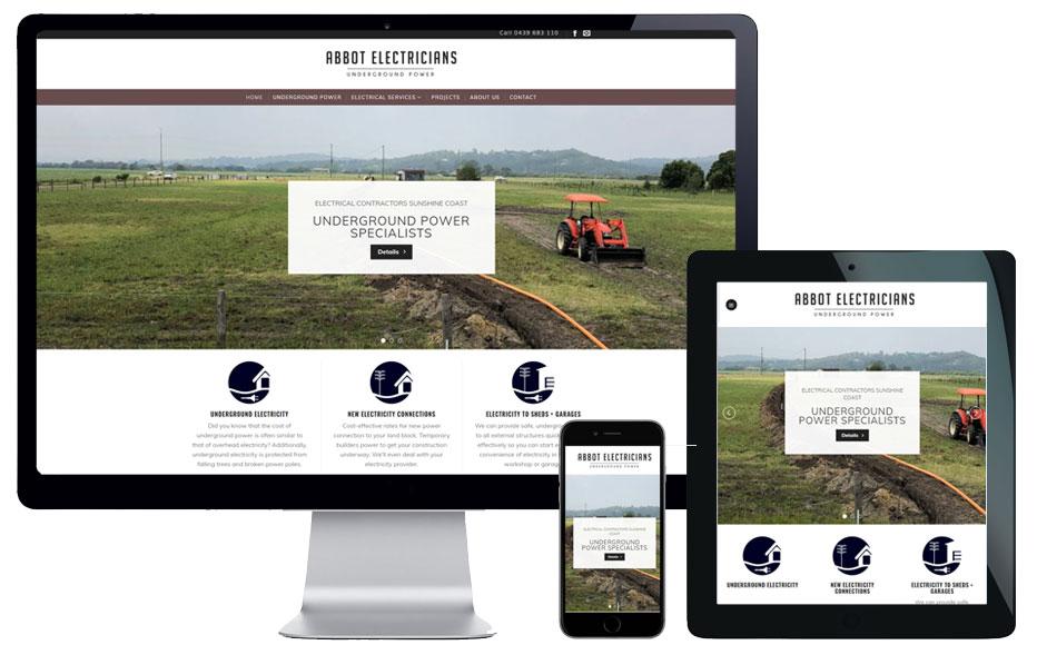 web design noosa