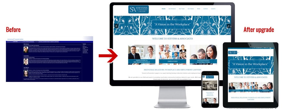 st leonards website designer