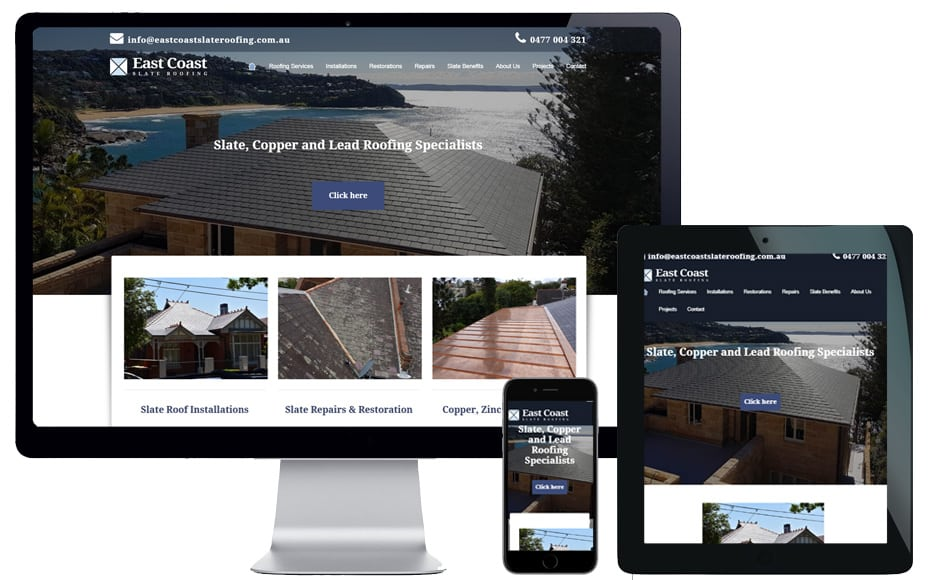 sydney trade website design services