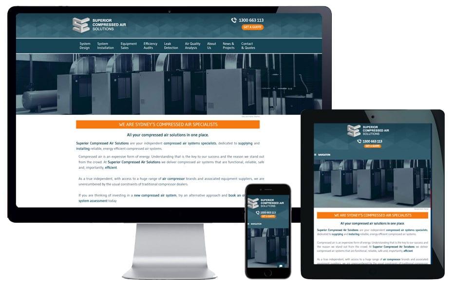 sydney website design wetherill park