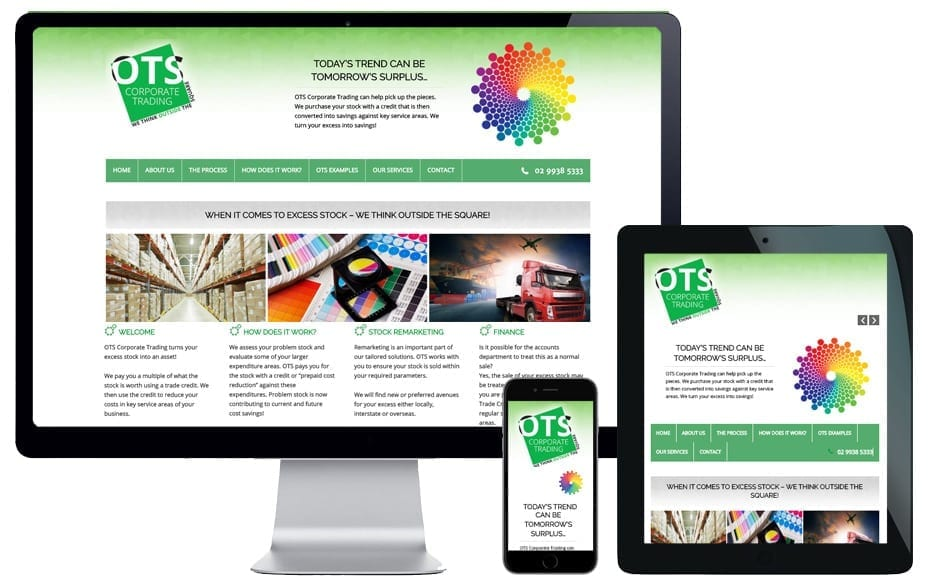 sydney wordpress web design