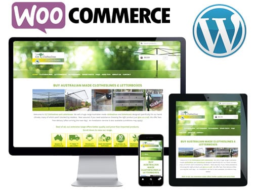 woocommerce website sydney