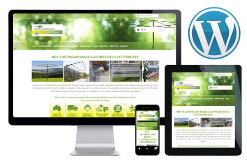 wordpress website upgrades sydney