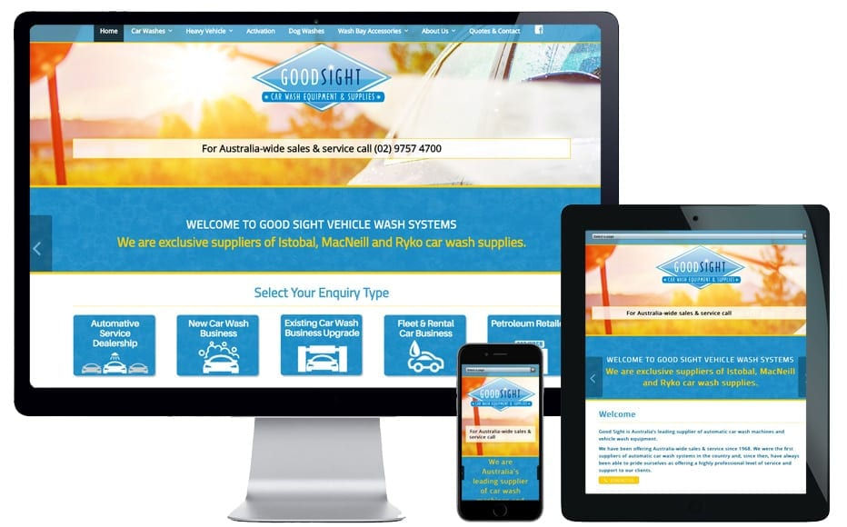 website design wetherill park