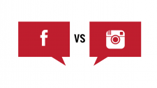 which is better for small business facebook or instagram