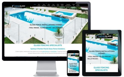 Aqua Glass Pool Fencing