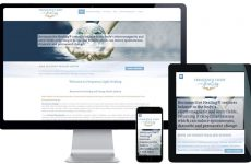 alternative therapy website design sydney