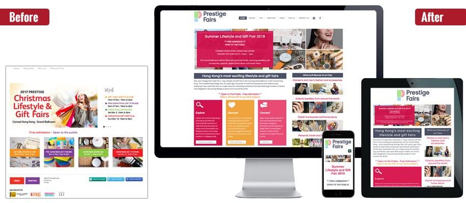 sydney website upgrades
