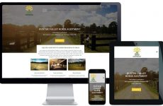 web design hunter valley