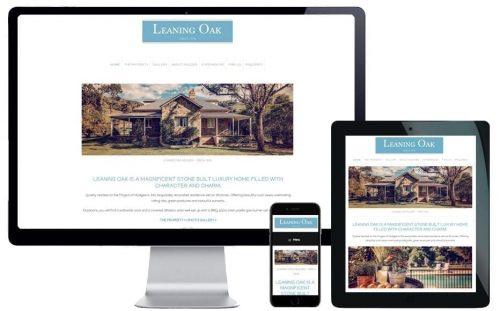Leaning Oak – Mudgee Holiday Accommodation