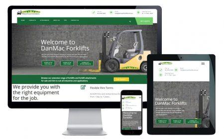 Danmac Forklifts