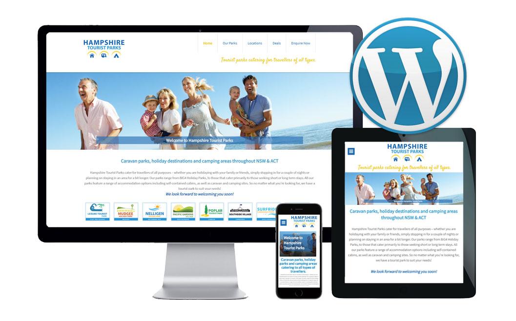 newport web design