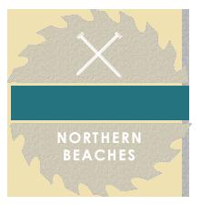 trade logos northern beaches