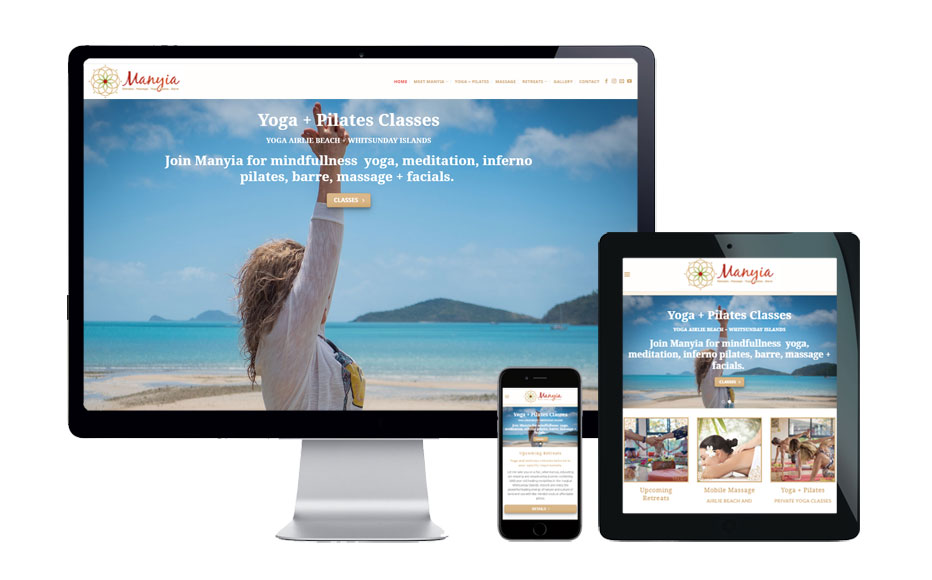 web design airlie beach