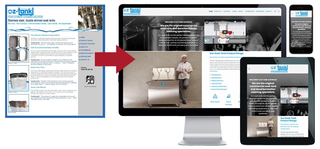 website design tweed heads